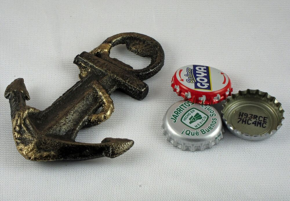 Old Fashioned Beer Bottle Openers
