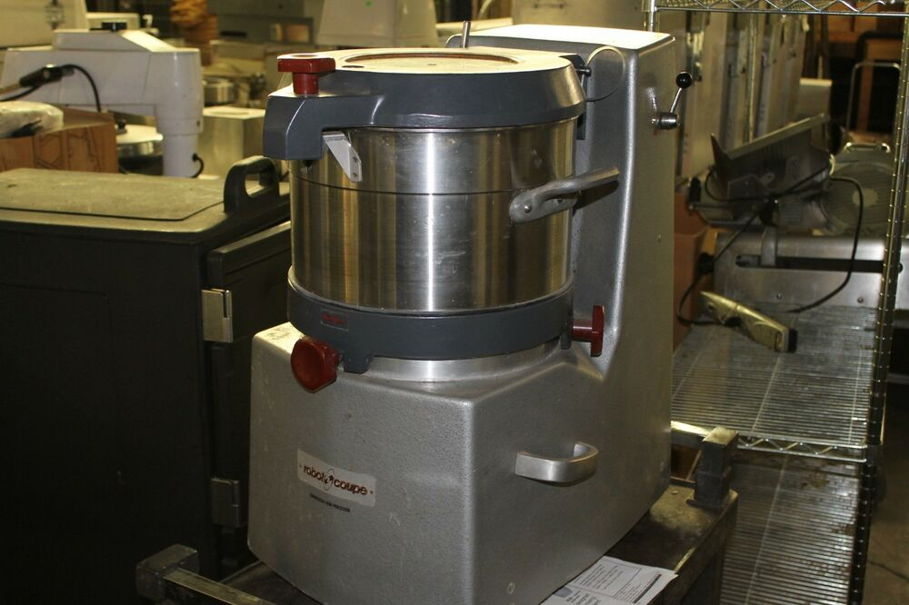 Robot Coupe R15 Commercial Food Processor Vertical Cutter