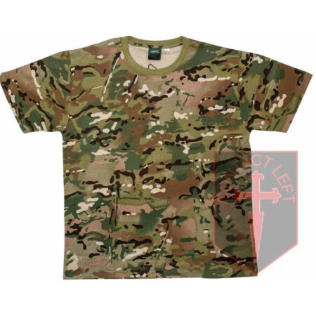 img-Kids New MTP / Multicam Match Camouflage T-Shirt / HMTC Camo All Sizes
