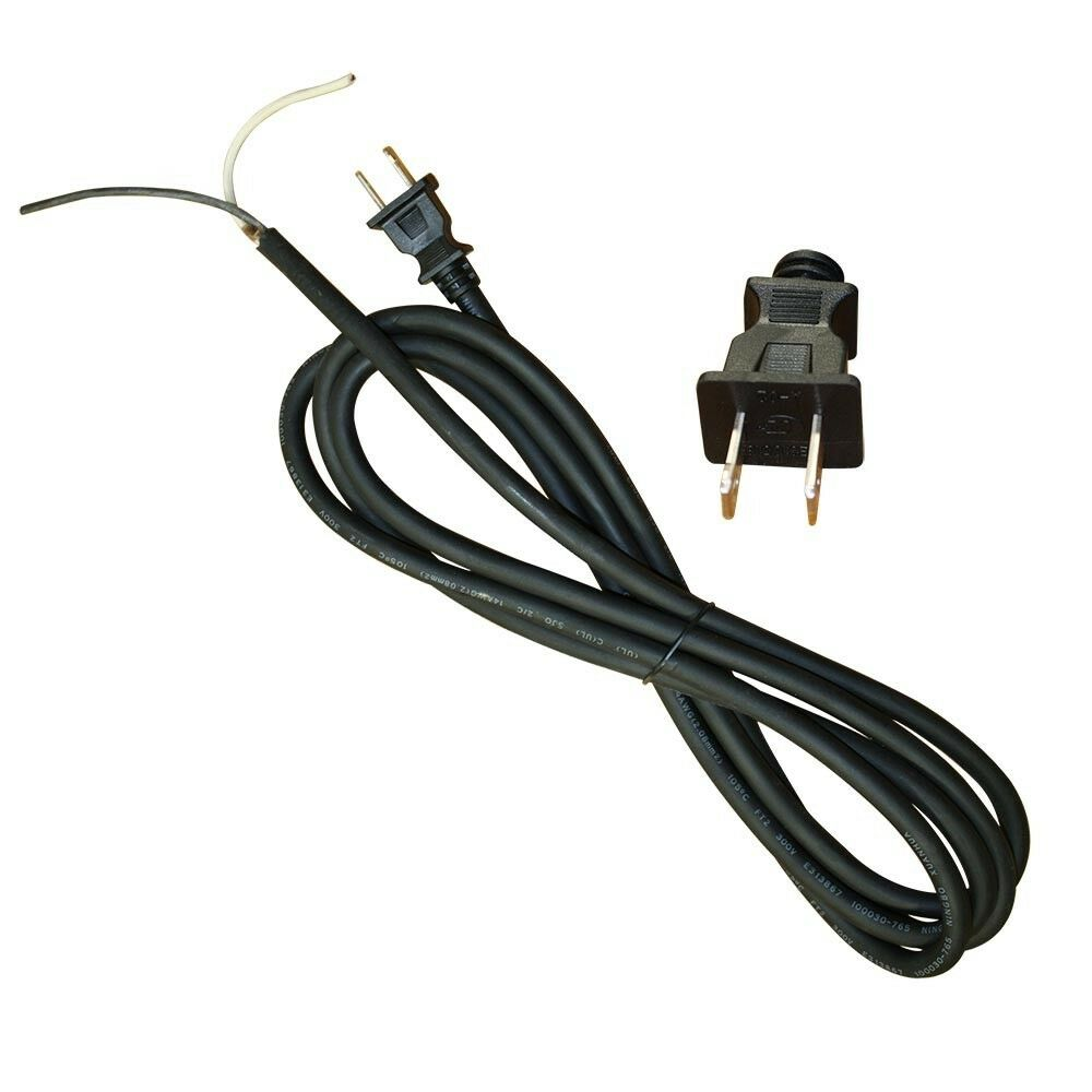 Electrical Power Cord : Feet awg sjo wire volt electrical cord ec