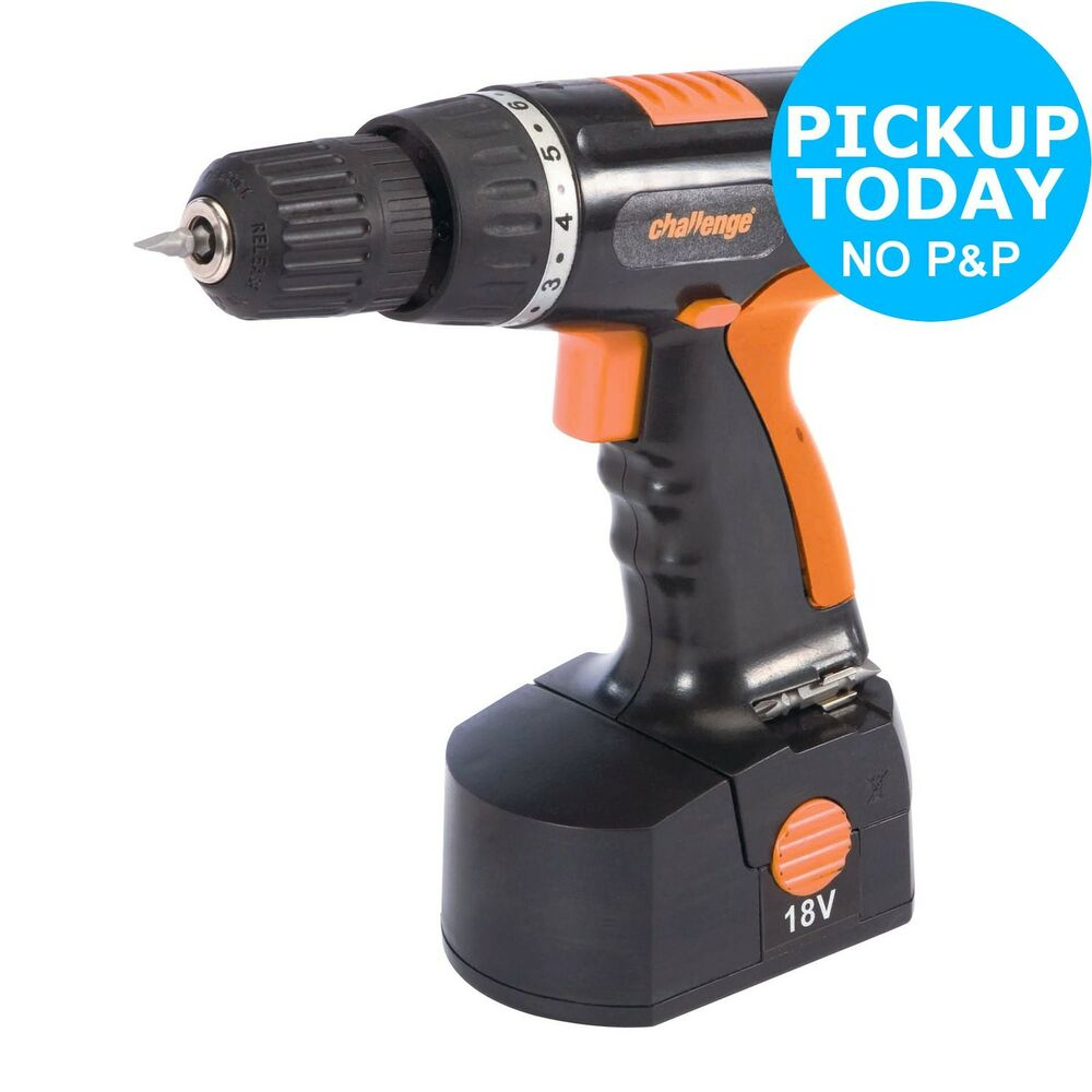 challenge cordless drill driver 18v from the official. Black Bedroom Furniture Sets. Home Design Ideas
