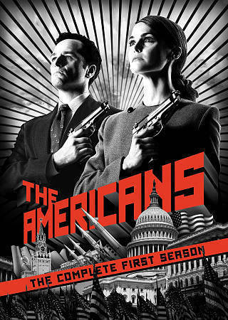 The americans the complete first season dvd 4 disc set 24543869061