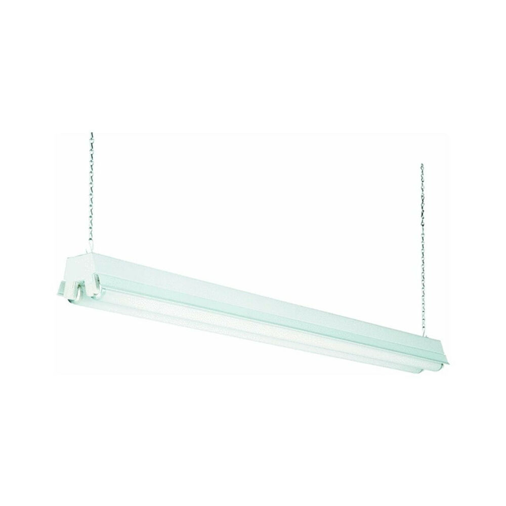New Lithonia Lighting 1233 4-foot Fluorescent Utility Shop