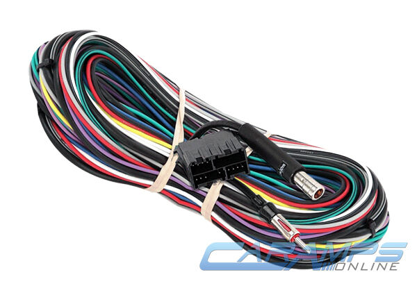 ford edge engine wire diagram edge tuner wire harness new factory amp car stereo audio tuner bypass wiring ...