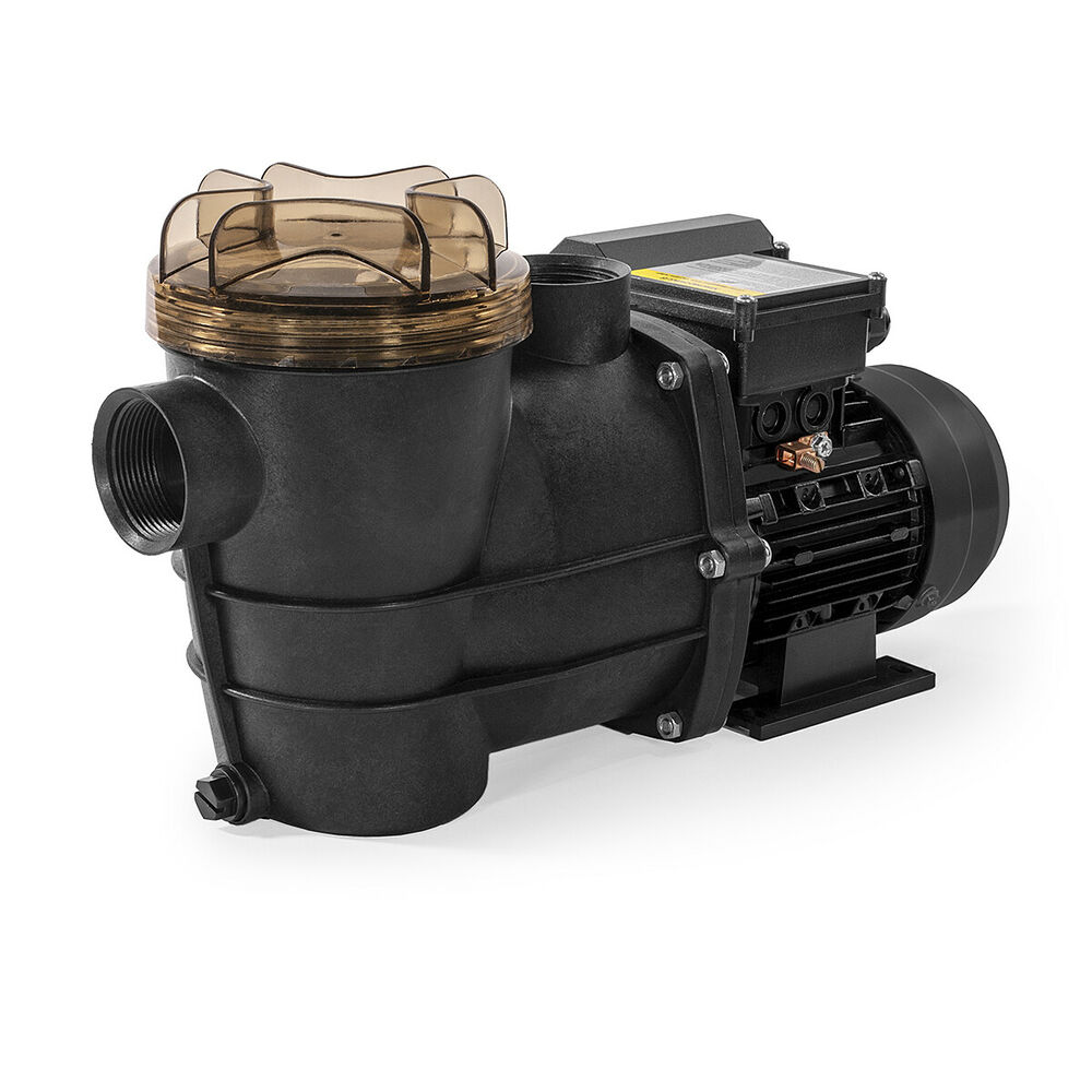 3 4 hp above ground swimming pool water pump x5117 ebay for Above ground swimming pool motors