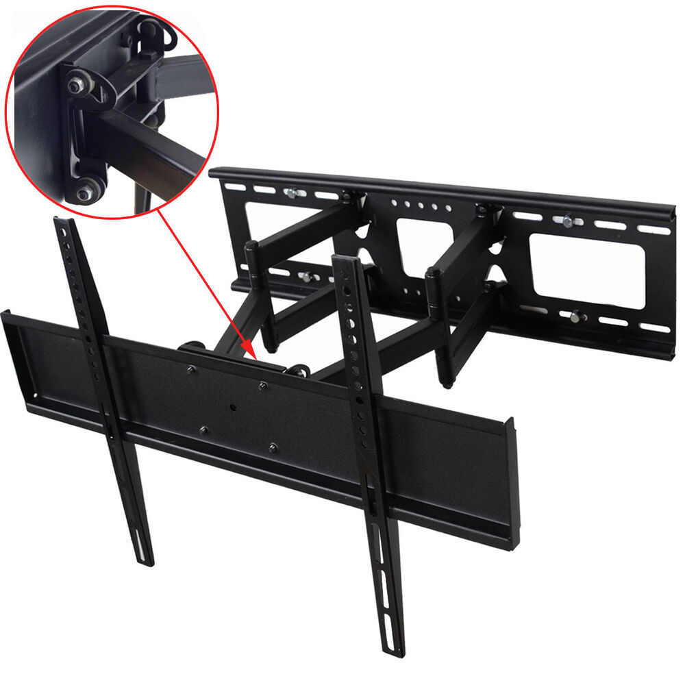 Full Motion Tilt Tv Wall Mount For 32 60 Samsung Vizio