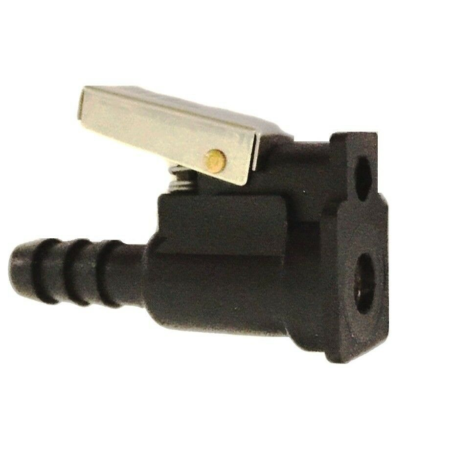 Johnson outboard fuel line fitting 5 16 tank engine for Gas tanks for outboard motors