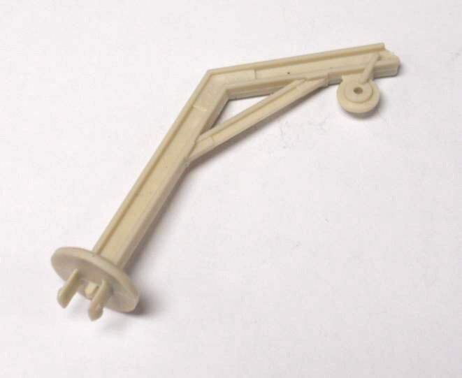 Jib Replacement Parts : Replacement white jib crane for lionel
