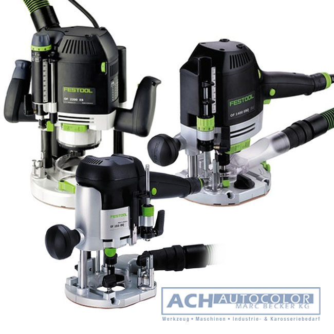 festool fresa superiore of 1010 ebq of 1400 ebq of 2200 eb in ional varianti ebay. Black Bedroom Furniture Sets. Home Design Ideas