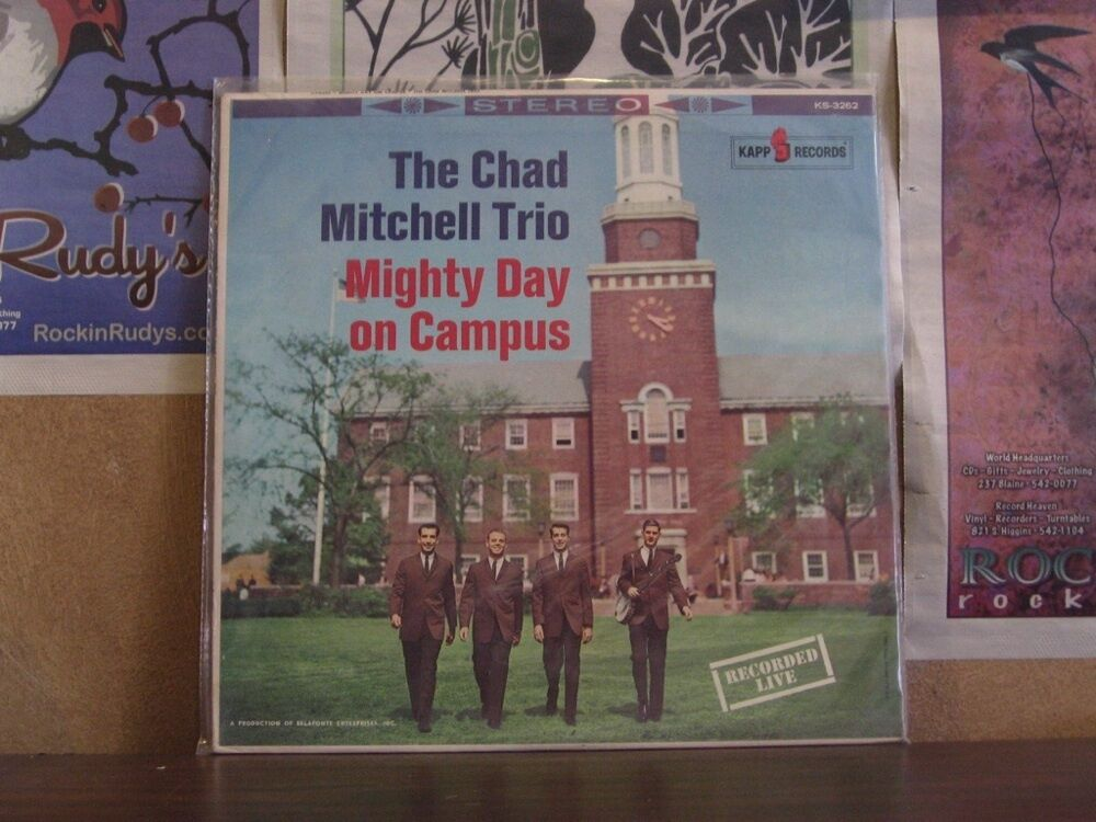 Chad Mitchell Trio The Best Of Chad Mitchell Trio