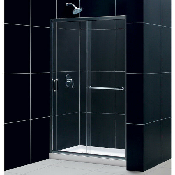 Dreamline Infinity Z 44 48 Quot X 72 Quot Frameless Sliding Shower