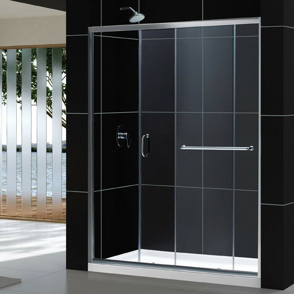 Dreamline Infinity Z 56 60 Quot X 72 Quot Frameless Sliding Shower