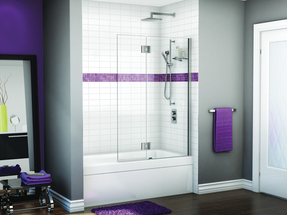 Fleurco Evolution 40 Quot X 58 Quot Monaco 3 8 Quot Glass Frameless