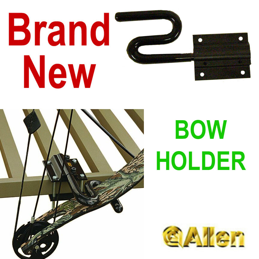 New Allen Treestand Compound Bow Holder Tree Stand