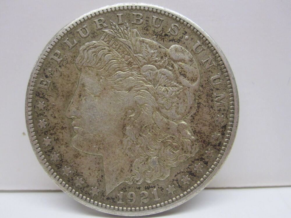 1921 Liberty Head Or Morgan Type Silver Dollar Ebay