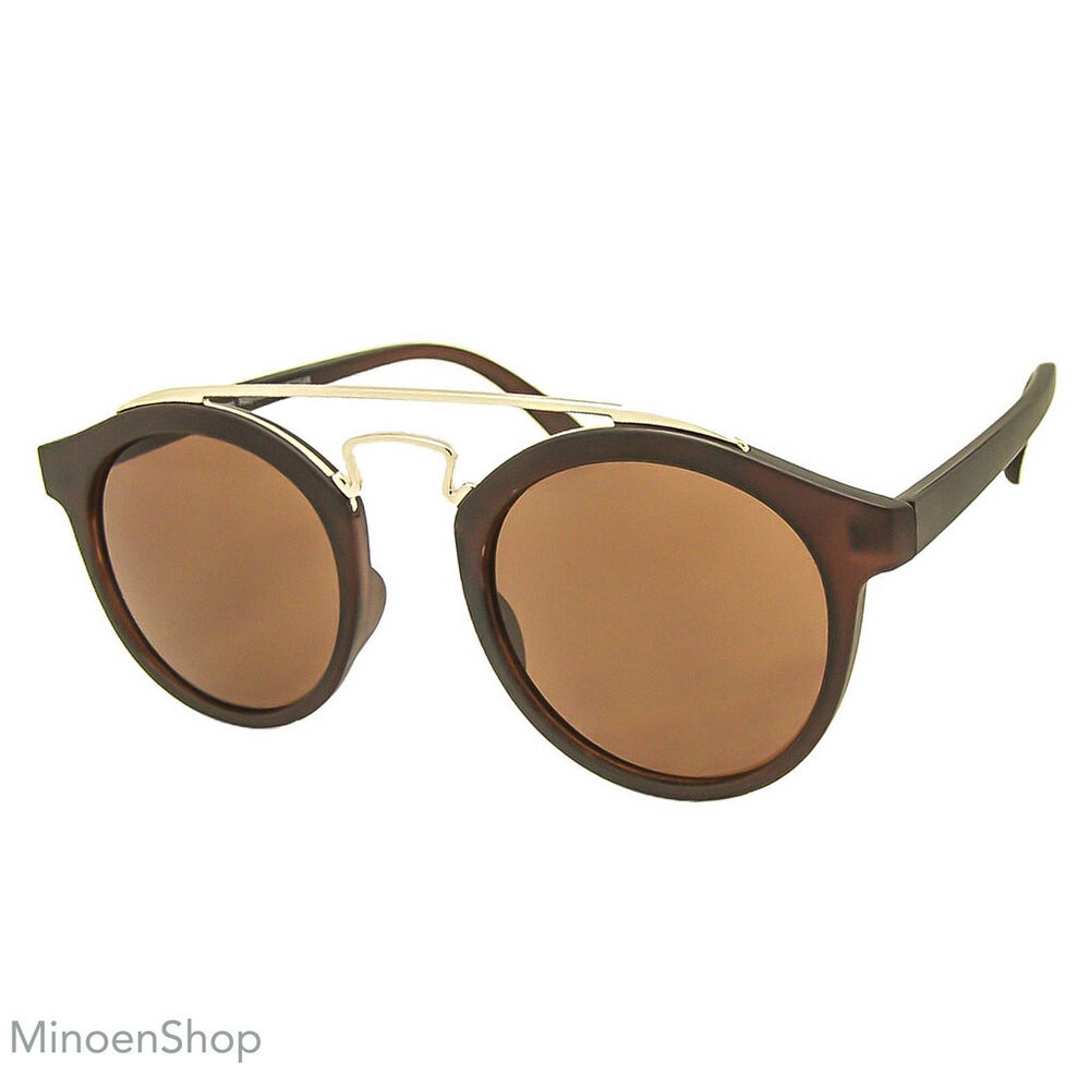 Classic Brown Prospect Timeless Oval Vintage Frame Retro ...