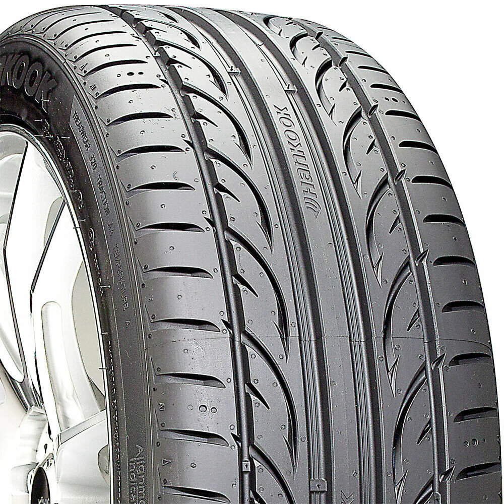 4 new 255 40 17 hankook ventus v12 evo2 k120 40r r17 tires. Black Bedroom Furniture Sets. Home Design Ideas
