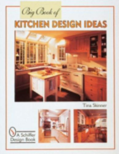 Big Book Of Kitchen Design Ideas 321 Color Photos 764306723 Ebay