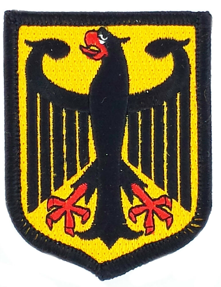 Embroidered Emblem Patch