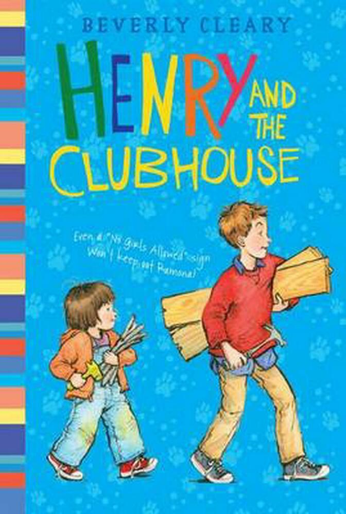 a summary of the book henry and the clubhouse by beverly cleary