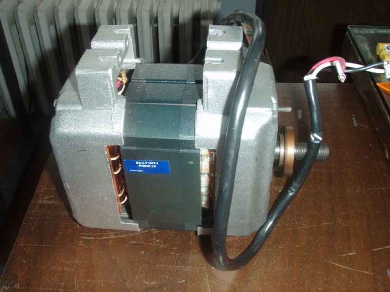 Nos Delta Rockwell 34 570 580 Table Saw Motor 1hp 1ph Ebay