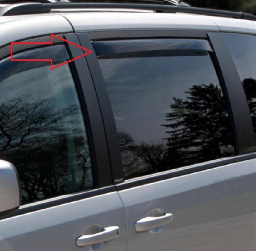 08-10 Grand Caravan / Town & Country OEM Mopar Rear Window