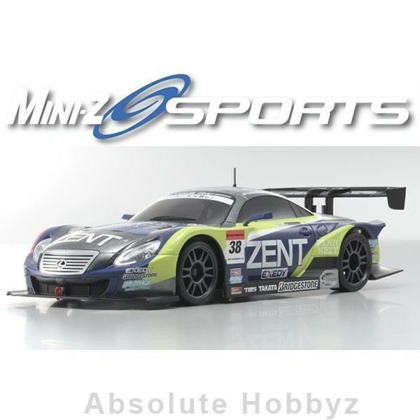 kyosho mr 03s mini z racer sports readset zent cerumo sc43. Black Bedroom Furniture Sets. Home Design Ideas