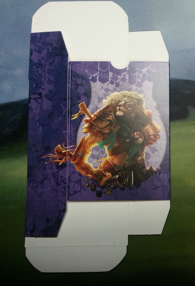 Ajani, Mentor of Heroes 60 Card Box - Journey Into Nyx MTG ...
