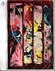 Original 1993 Daredevil 315 page 10 Marvel Comics color guide comic art: 1990's