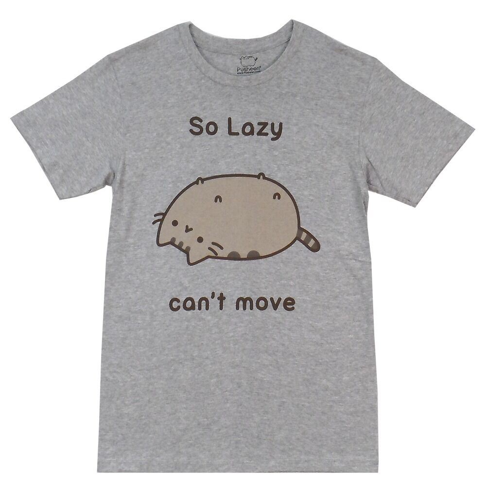 Pusheen The Cat So Lazy Can 39 T Move Cute Facebook Licensed