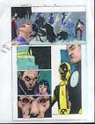 X-Men/Captain America/Gambit Marvel Comics color guide art: Mutant X 16 page 19
