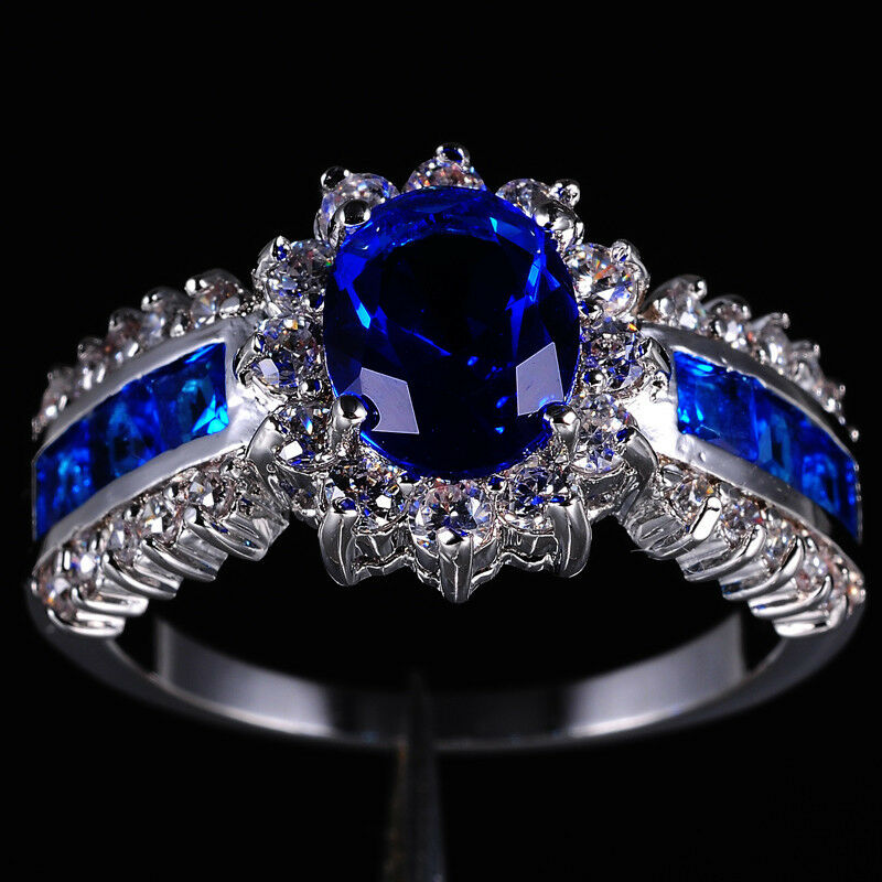 History Of Engagement Rings Sapphire