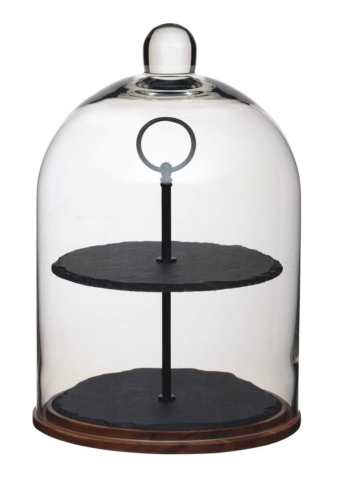 Cake Stand With Dome Uk