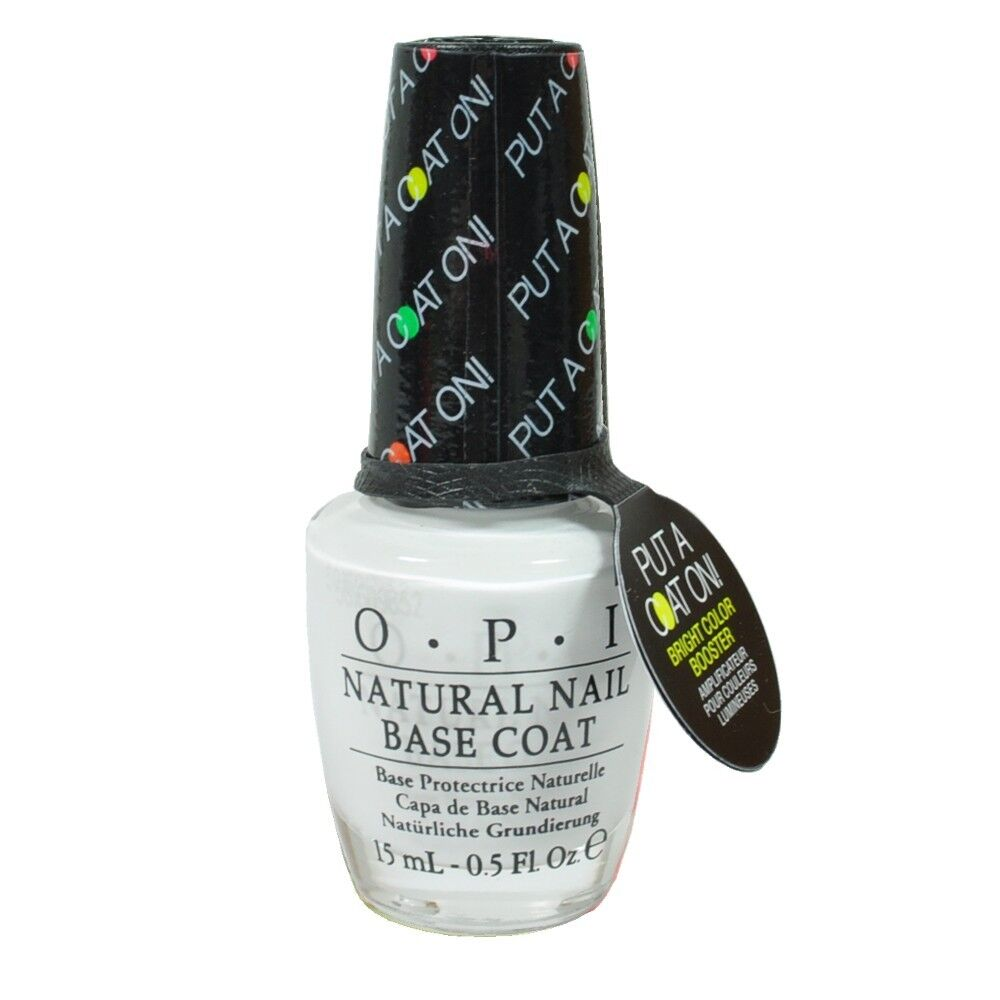 NT N01 Put A Coat On! OPI Neon Summer Nail Polish Lacquer