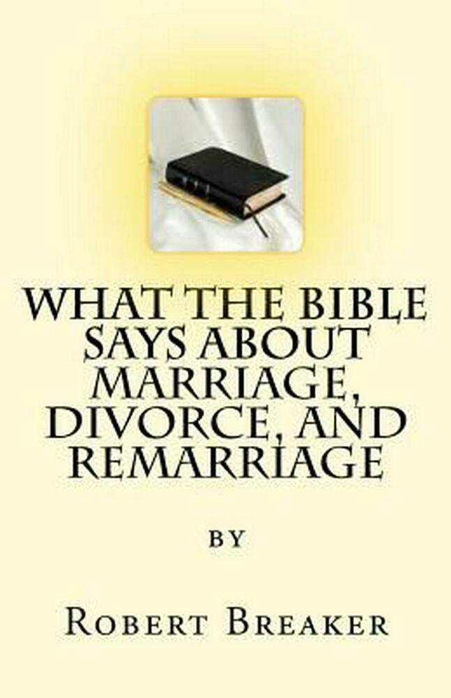 marriage and divorce a biblical view Read sex, marriage, and divorce from christian radio ministry the bible study hour with dr james boice study the bible, learn the most popular argument against this view today seems to be in the admission that sex is a mess, but that it has become so only because it has been hushed up the answer is that today it is.