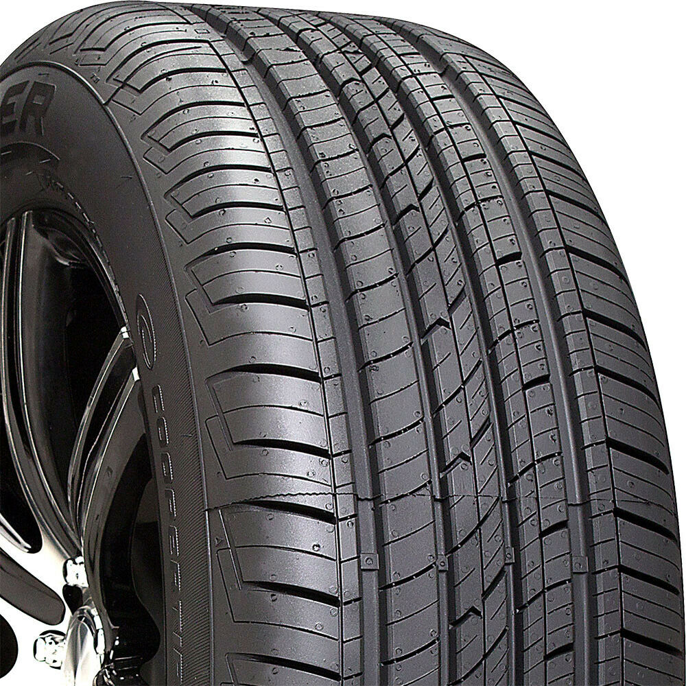 4 new 205 60 15 cooper cs5 grand touring 60r r15 tires ebay. Black Bedroom Furniture Sets. Home Design Ideas