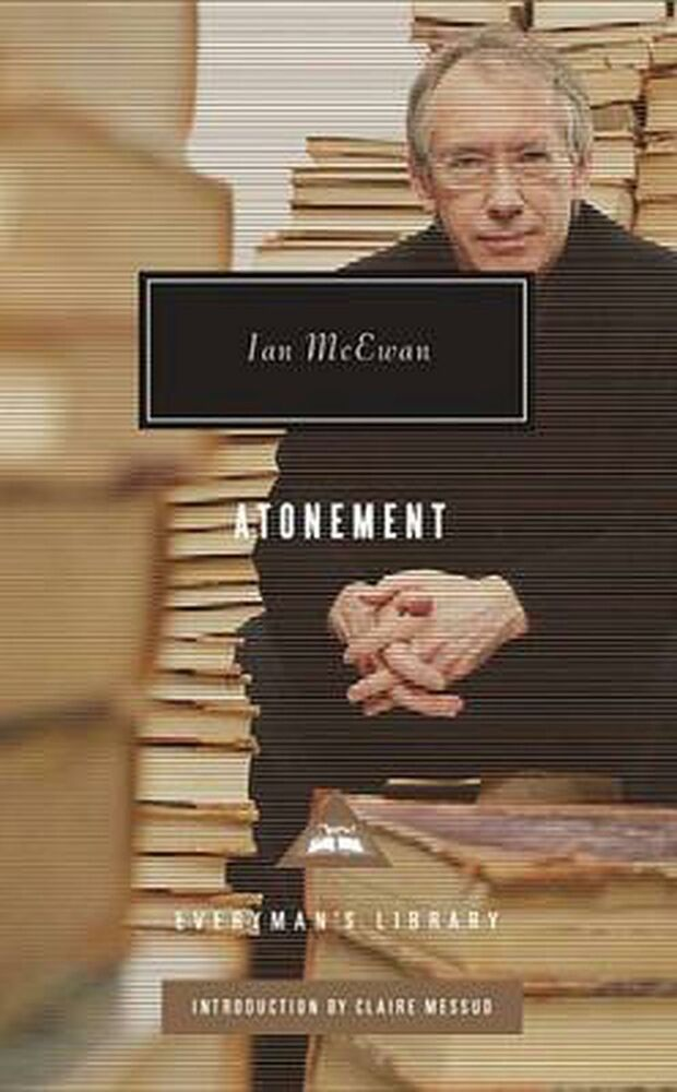 novel 'atonement' by ian mcewan Ian mcewan was born on 21 june in 1948 in aldershot for which harold pinter wrote the screenplay, and atonement (2007) his novel to signal the domestication of the artist formerly known as 'ian macabre', the integration of a radical presence into the comfortable contemporary.