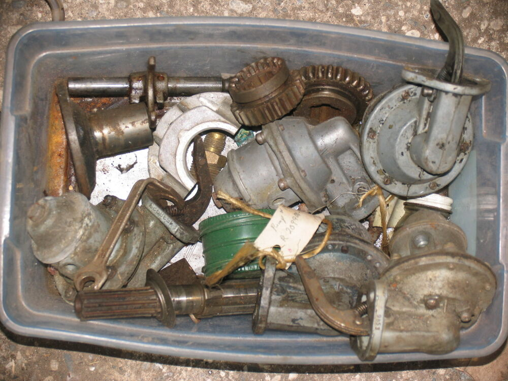 Crosley Engine Motor Fuel Pump Other Parts Ebay
