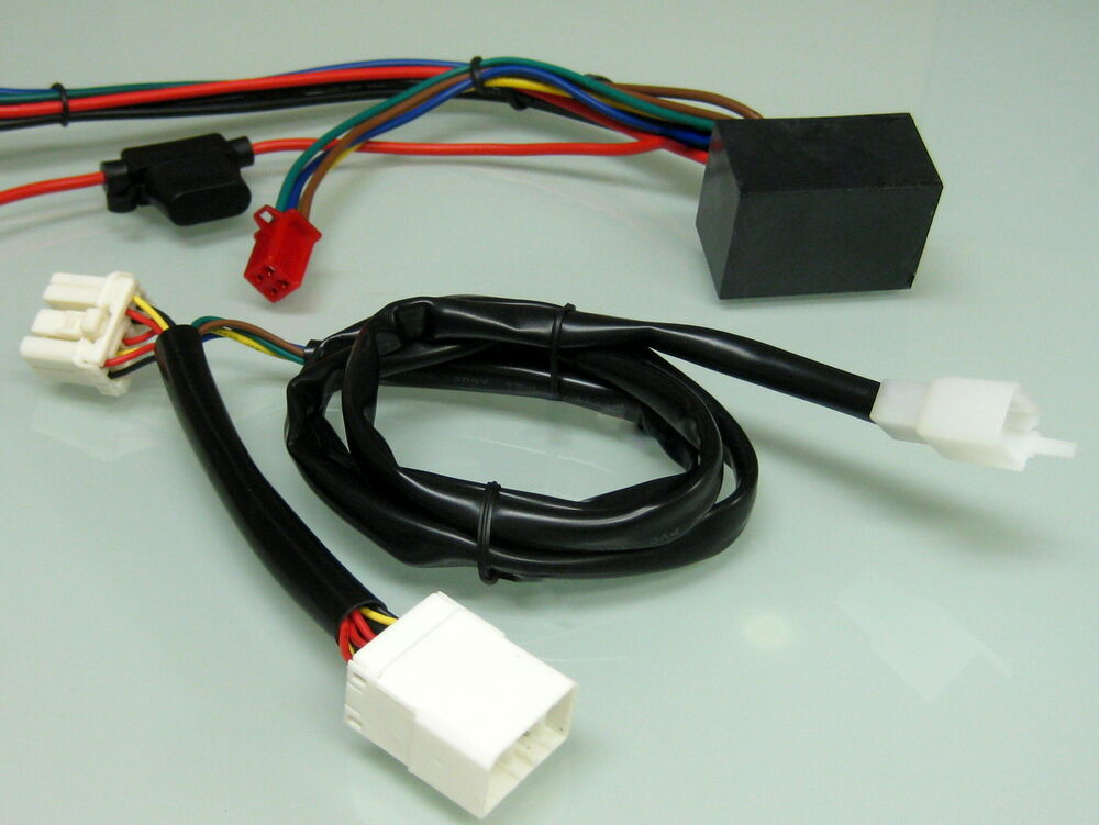 plug and play trailer wiring relay harness for harley. Black Bedroom Furniture Sets. Home Design Ideas