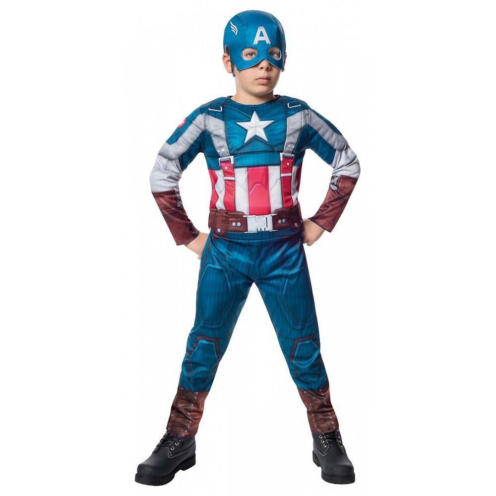 Read all Marvel Captain America Fancy Dress Costume reviews Marvel Captain America Fancy Dress Costume is rated out of 5 by Rated 5 out of 5 by Karen from Captain America costume I was really impressed with this costume/5(21).