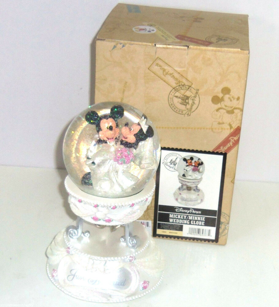 Mickey Mouse Wedding Cake Topper Ebay