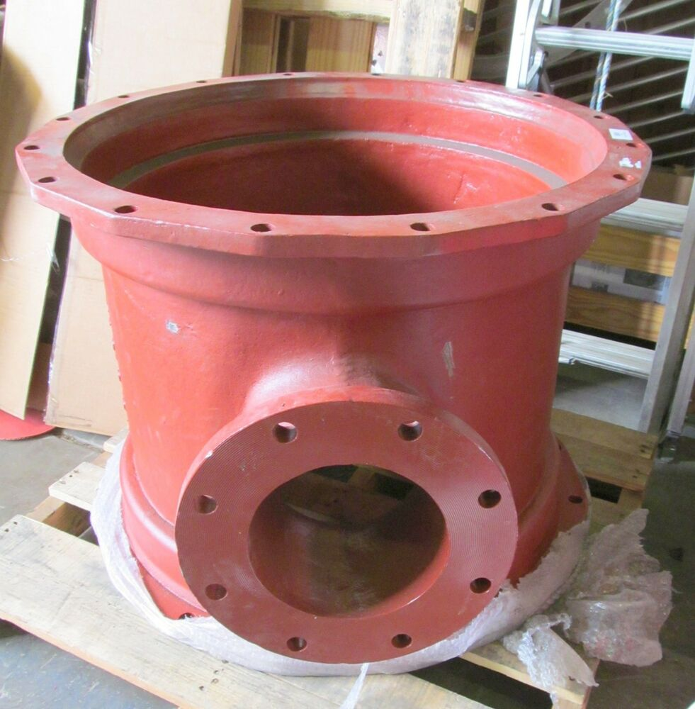 Tyler union mj tee mechanical joint c ductile
