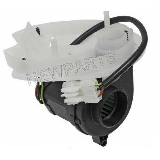 BMW E46 Blower Motor With Cover For Control Unit Housing E