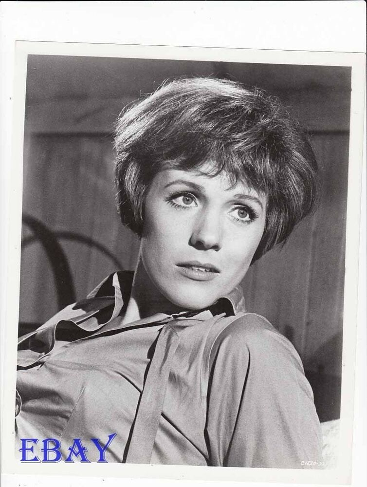 Julie Andrews Sexy Vintage Photo  Ebay-5454
