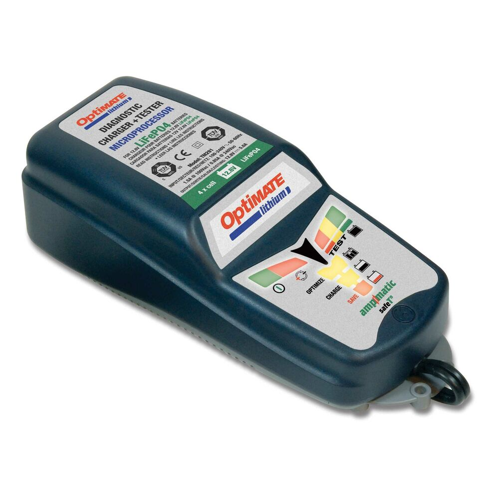 Rapid Car Battery Charger