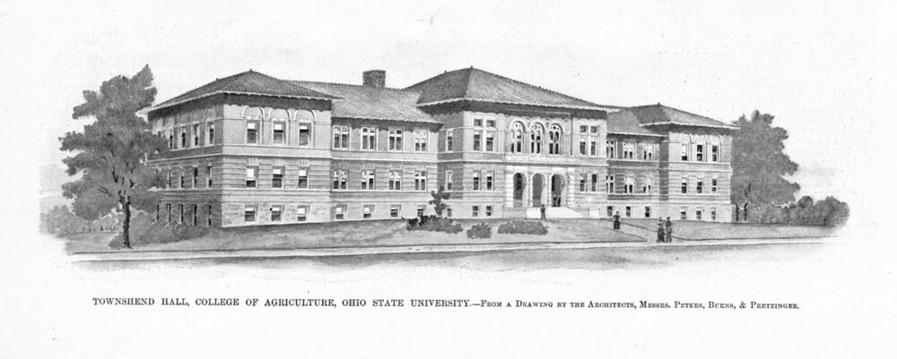 Ohio State Agriculture Building