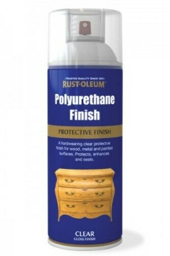 polyurethane finish clear gloss rust oleum fast dry spray paint. Black Bedroom Furniture Sets. Home Design Ideas