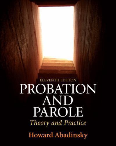Probation and Parole Through History