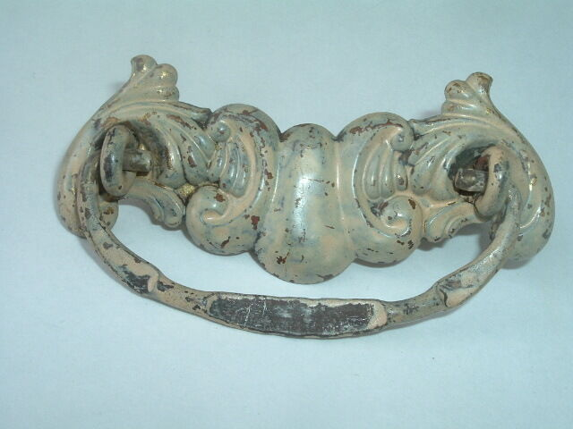 Vintage Victorian Brass Antique Drawer Amp Cabinet Pull