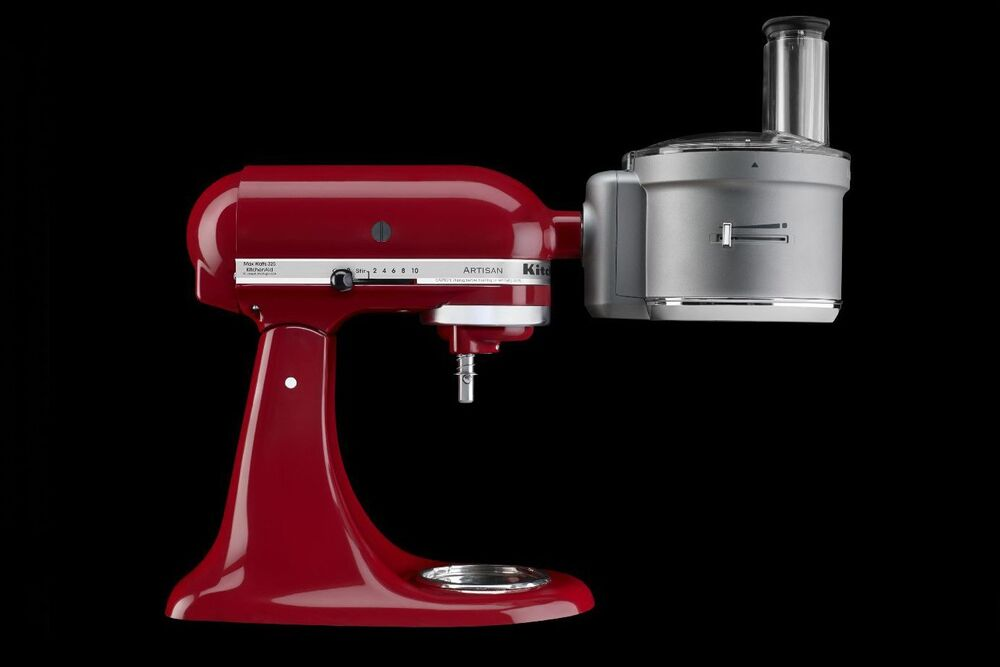 Kitchenaid Stand Mixer Exactslice Food Processor Attachment